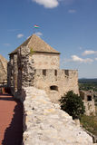 Tower of  Sumeg castle Royalty Free Stock Image
