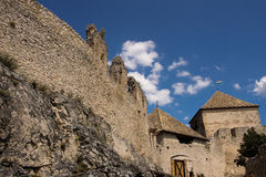Tower of  Sumeg castle Stock Photography