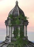 Tower at sunrise Royalty Free Stock Image