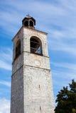 Tower of Sveta Troitsa Church in Bansko, Bulgaria Stock Image