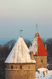 Tower Tallin Royalty Free Stock Photography