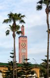 Tower in Tanger royalty free stock photo