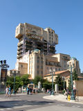 Tower of Terror. The Hollywood Tower of Terror at Disneyland Paris June 2011 stock photo