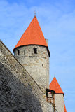 Tower of Toompea Castle Stock Image