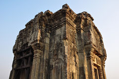 Tower on the top of Phnom Bakheng, Cambodia. Tower on the top of Phnom Bakheng, Angkor, Cambodia Stock Photography