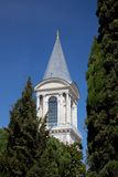 Tower of Topkapi palace Royalty Free Stock Photography