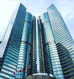 Tower. Town in HongKong Stock Photography