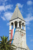 Tower in Trogir, Croatia. Royalty Free Stock Photography