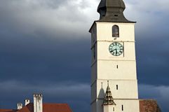 Sibiu Romania Stock Images