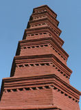 Tower in Urumchi Royalty Free Stock Photos