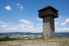 Tower Vartovka, Krupina,Slovakia Stock Images
