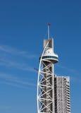 Tower Vasco da Gama Stock Photo