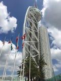 Tower Vasco de Gama - Portugal Royalty Free Stock Photo