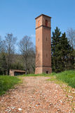 Tower Vedriano, Castel San Pietro Terme Royalty Free Stock Photo