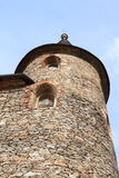 Tower of Velhartice Castle Stock Photography