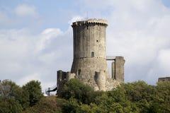Tower of Velia stock image