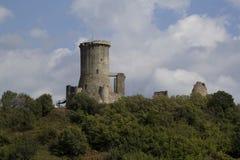 The tower of Velia stock photos