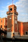 Tower, Venice Royalty Free Stock Photos