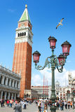 Tower in Venice royalty free stock photo