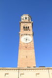 Tower in Verona Stock Images