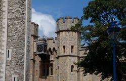 Tower von London Lizenzfreies Stockfoto