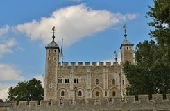 Tower von London Stockfoto