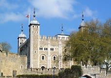 Tower von London Stockfotografie
