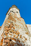 Tower in Vyborg, Russia Royalty Free Stock Photo