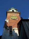 Tower in Wawel Castle Royalty Free Stock Photo