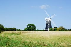 The tower windmill, Norfolk Stock Images