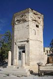 Tower of the Winds, Athens. Greece Stock Image