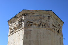 Tower of the Winds, Athens. Greece Royalty Free Stock Photos