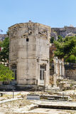 Tower of the Winds, Athens Royalty Free Stock Image