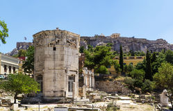 Tower of the Winds, Athens Stock Images