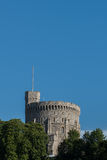 Tower of Windsor Castle Royalty Free Stock Photo