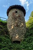 Tower in the woods Royalty Free Stock Photography