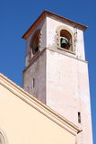 A towerbell in Porto Santo Stefano - Tuscan Royalty Free Stock Photos