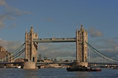 Towerbridge Royalty Free Stock Photography