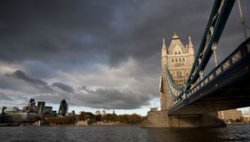 Towerbridge Royalty Free Stock Photo