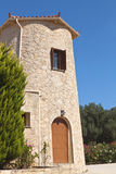 Towerhouse located at Kefalonia Stock Image
