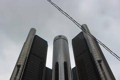 Towering сталь Стоковое Изображение RF