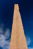 Towering ancient Egyptian Obelisk Royalty Free Stock Photos