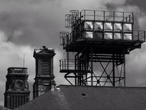 Towering Stock Photo