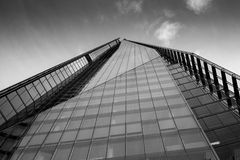Towering Skyscraper Royalty Free Stock Photos