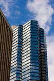 Towering Skyscrapers Stock Photo
