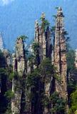 The towering stone, Stock Photos