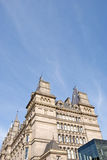 Towering Victorian Building Royalty Free Stock Photo