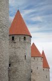 Towers. Royalty Free Stock Image