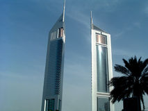 Towers. Modern Architecture Royalty Free Stock Image