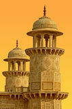 Towers. In the old town of Agra, India Stock Photos